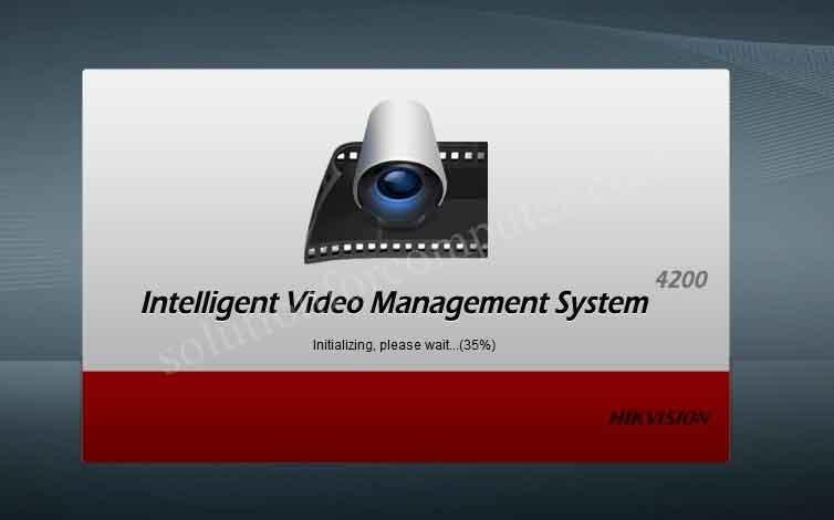 نرم افزار مدیریت تصویر دوربین های هایک ویژن iVMS 4200
