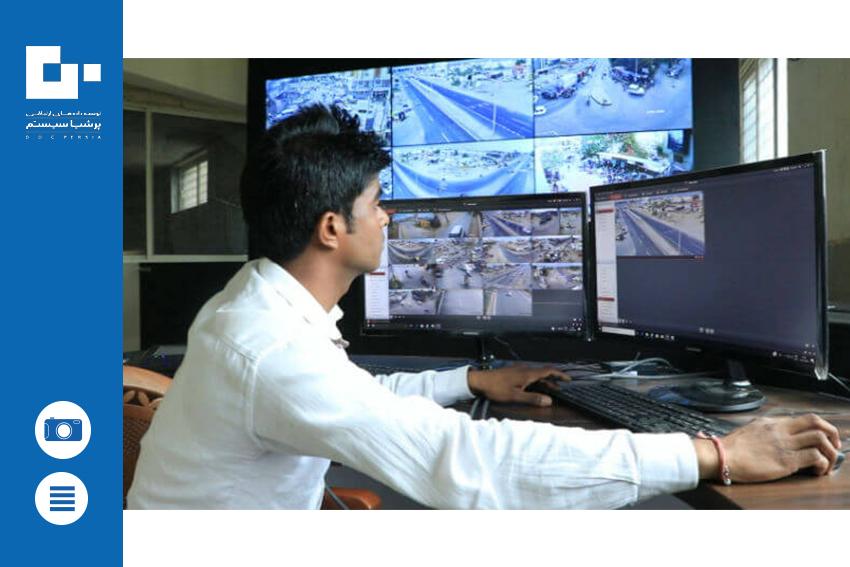 هوشمند سازی شهر دیسا در شمال بخش گجرات هند توسط هایک ویژن