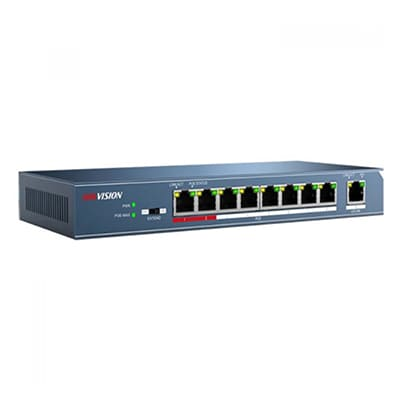 سوییچ شبکه هایک ویژن مدل DS-3E0109P-E