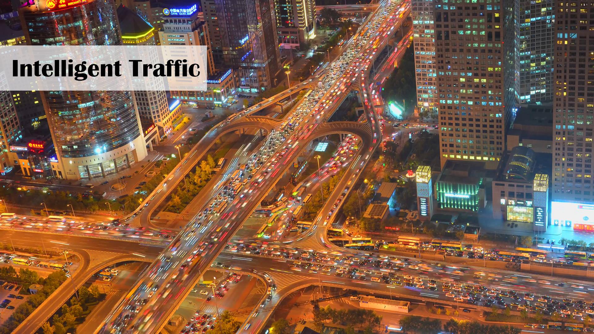 پروژه های راهکار ترافیک هوشمند هایک ویژن