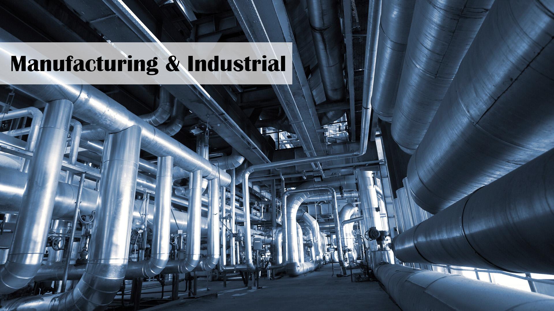 پروژه های راهکار مراکز تولیدی و صنعتی هایک ویژن