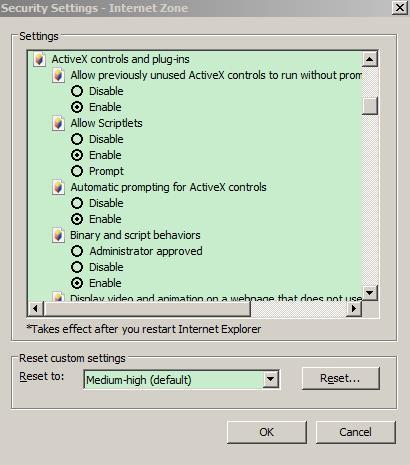 Active X ریجیستر نشده است برای مشاهده تصاویر باید چه مراحلی انجام شود ؟