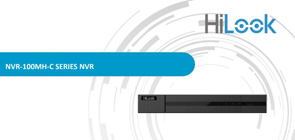بررسی NVR هایلوک سری NVR – ۱۰۰MH – C