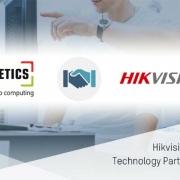 شرکت هایک ویژن ( Hikvision ) در زمینه گسترش تکنولوژی های نظارت تصویری با یکی از بزرگترین شرکت های توسعه دهنده پلتفرم محاسبات تصویری ، کمپانی ویدیو نتیکس همکاری مشترک می کند .