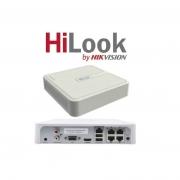 بررسی دستگاه ضبط 4 کانال NVR-104-B هایلوک