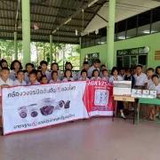 محصولات نظارت تصویری هایک ویژن در بیمارستان ها و مدارس تایلند نصب می شوند