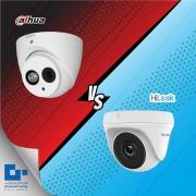 دوربین مداربسته تورت مدل THC-T240-P هایلوک در مقایسه با A42AG23 داهوا