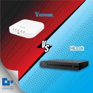 دستگاه ضبط NVR-108MH-C هایلوک و NVR ND8312 ویوتک