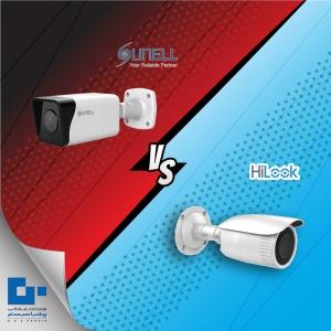 دوربین بولت هایلوک مدل IPC-B620H-V با دوربین سانل مدل SN-IPR57/02BZDN