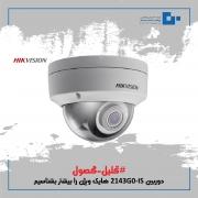 دوربین 2143G0-ISهایک ویژن را بیشتر بشناسیم + عکس