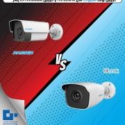 دوربین بولت هایلوک مدل THC-B240-M و دوربین RS-TV4500ABM رستر چه تفاوت هایی باهم دارند ؟