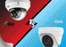 دوربین دام هایلوک مدل THC-T240-P و DC-D4213WRX آیدیس چه تفاوت هایی باهم دارند؟