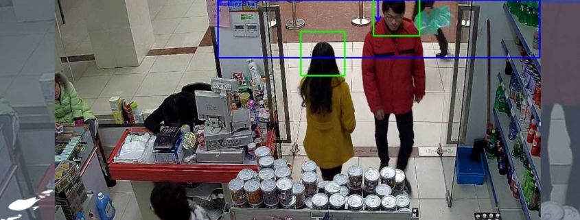 قابلیت شمارش افراد People Counting در سیستم نظارت تصویری هایک ویژن چیست ؟ #دانش-پروژه