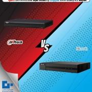مقایسهDVR-208Q-K1هایلوک و DH-XVR5108داهوا